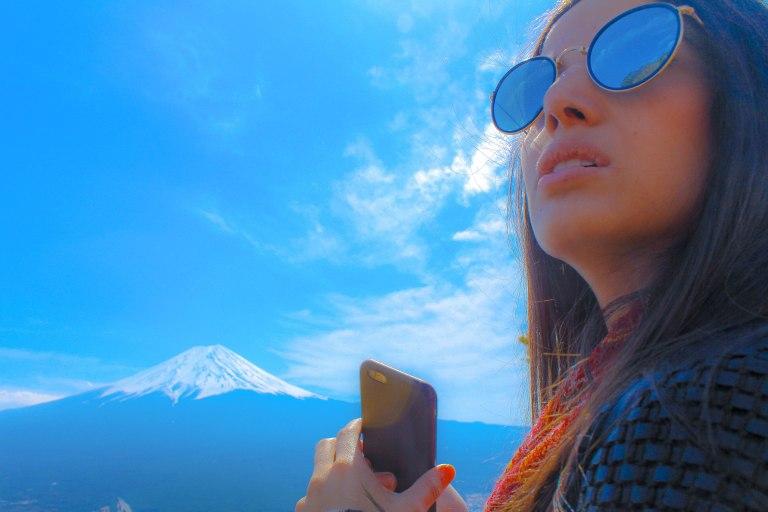 Fujikawaguchiko, Yamanashi, Japan – 14:22; 28 March, 2015 Canon EOS 60D Canon EF-S 18-55mm f/3.5-5.6 IS